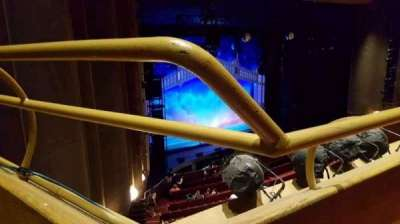San Jose Center For The Performing Arts, section: Balcony-6LL, row: 1, seat: 60