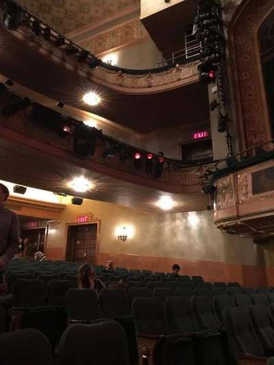 Shubert Theatre, section: Orchestra center, row: D, seat: 111