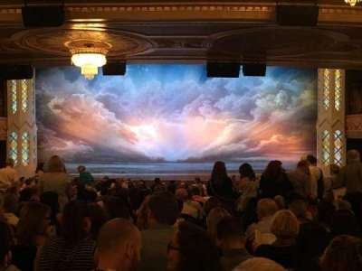 Eugene O'Neill Theatre, section: Standing room, seat: 104