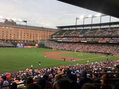 Oriole Park at Camden Yards, section: 65, row: 5, seat: 9