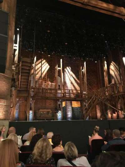 PrivateBank Theatre, section: Orchestra L, row: H, seat: 5