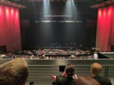 Verizon Theater, section: 305, row: CCC, seat: 14