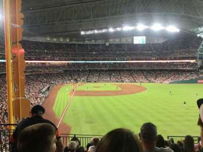 Minute Maid Park, section: 151, row: 10, seat: 12
