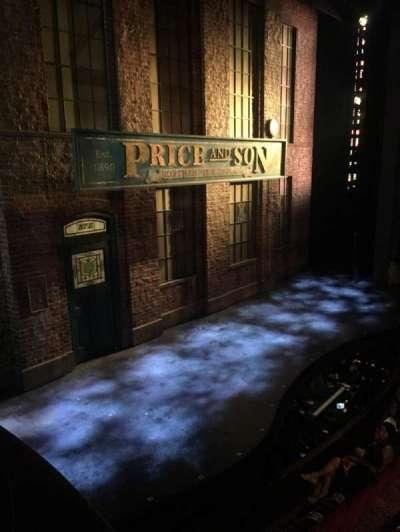 Al Hirschfeld Theatre section Left Box