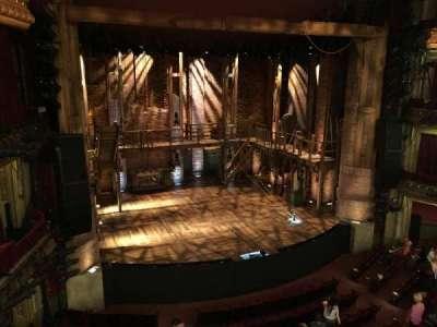 PrivateBank Theatre, section: Mezzanine L, row: C, seat: 5