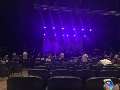 BB&T Pavilion, section: 102, row: K, seat: 28 and 29