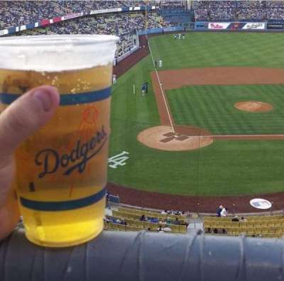 Dodger Stadium, section: 6RS, row: A, seat: 18