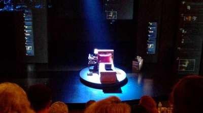 Music Box Theatre section Mezzanine Center