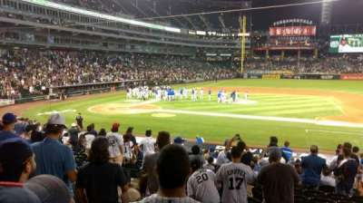 Guaranteed Rate Field, section: 125, row: 20, seat: 10