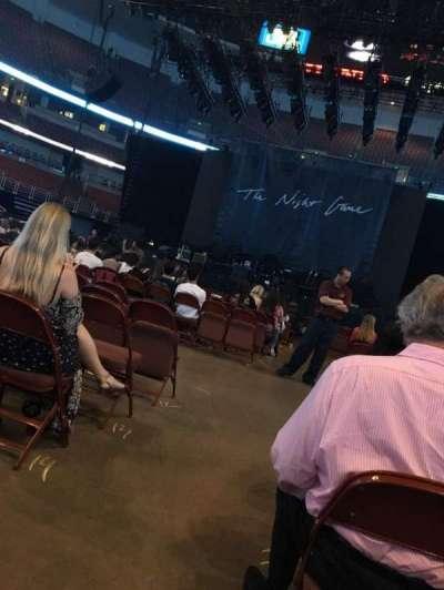 Honda Center, section: 101, row: 17, seat: 14