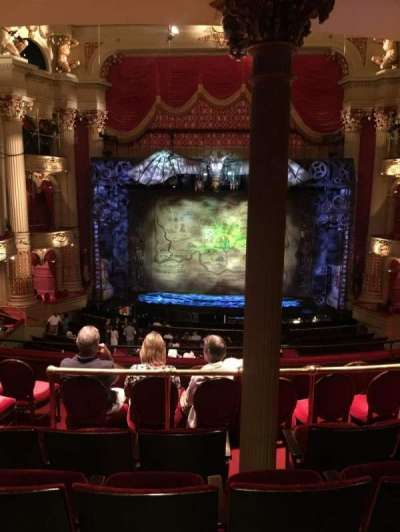 Academy of Music, section: Balcony E, row: D, seat: 105