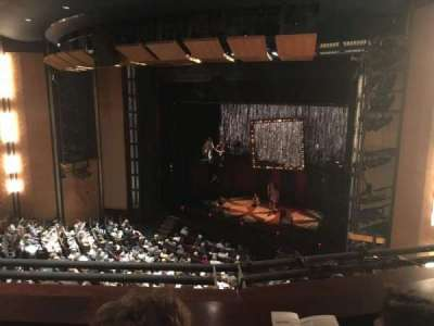 The Kennedy Center Eisenhower Theater, section: Balcony, row: B, seat: 28