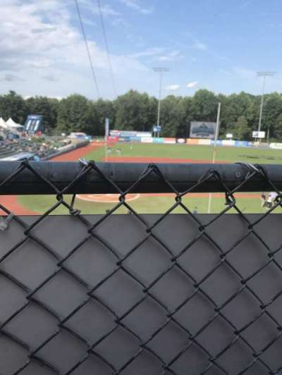 Dutchess Stadium, section: 200, row: KK, seat: 1