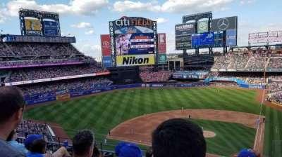 Citi Field, section: 419, row: 4, seat: 2