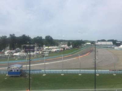 Watkins Glen International, section: Jackie Stewart section 2, row: 26, seat: 19