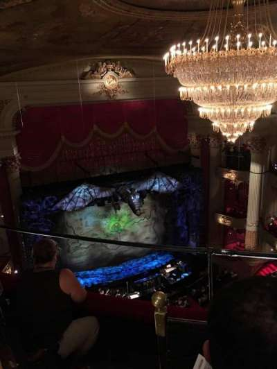 Academy of Music, section: Amphitheater section f, row: C, seat: 15