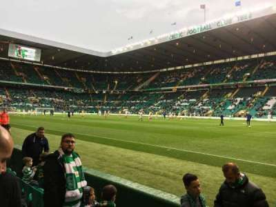 Celtic Park, section: FS7, row: 5, seat: 5