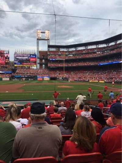 Busch Stadium, section: 156, row: 5, seat: 5