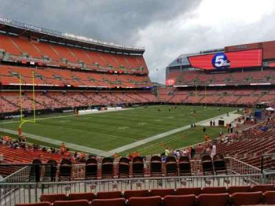 FirstEnergy Stadium, section: 125, row: 28, seat: 4