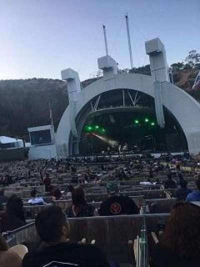Hollywood Bowl, section: Terr 2, row: 1625, seat: 1,2,3,4