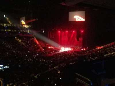 Sprint Center, section: 120, row: 25, seat: 1-2