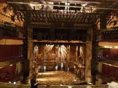 PrivateBank Theatre, section: Mezzanine LC, row: F, seat: 307