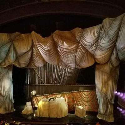 Majestic Theatre, section: front mezz, row: C, seat: 2