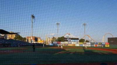 MCU Park, section: 10, row: C, seat: 5