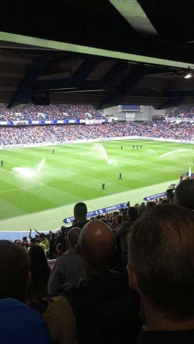 Ibrox Park, section: MRT, row: E, seat: 315