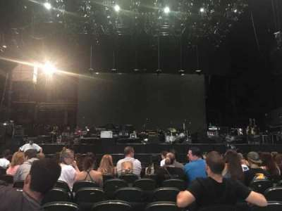 BB&T Pavilion, section: 102, row: C, seat: 15