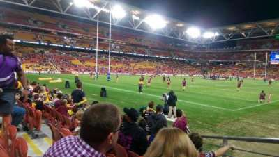 Suncorp Stadium, section: 335, row: 7, seat: 35