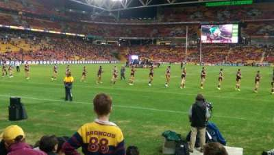 Suncorp Stadium, section: 334, row: 7, seat: 23