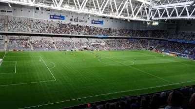 Tele2 Arena, section: B304, row: 11, seat: 213