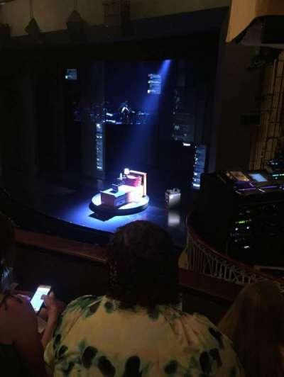 Music Box Theatre section RIGHT MEZZANINE