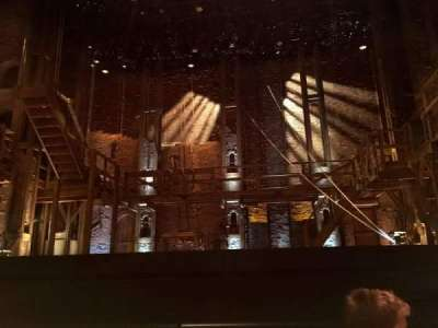 Orpheum Theatre (San Francisco), section: Orchestra, row: C, seat: 104