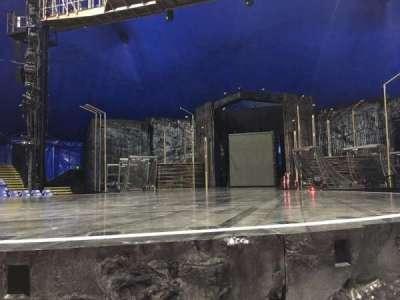 Cirque Du Soleil - Volta, section: 102, row: AA