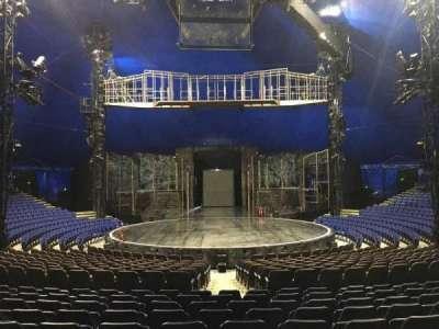 Cirque Du Soleil - Volta, section: 200, row: N