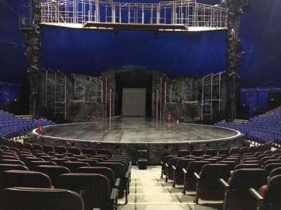 Cirque Du Soleil - Volta, section: 200, row: H