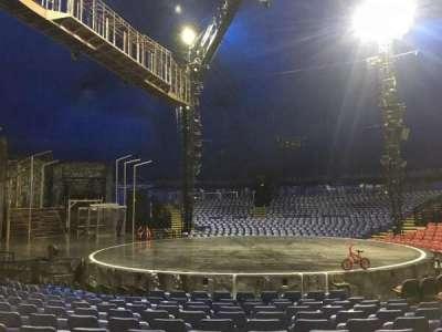 Cirque Du Soleil - Volta, section: 203, row: H