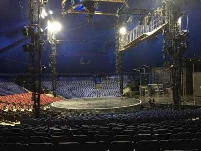 Cirque Du Soleil - Volta, section: 204, row: Q