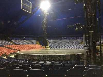 Cirque Du Soleil - Volta, section: 206, row: H