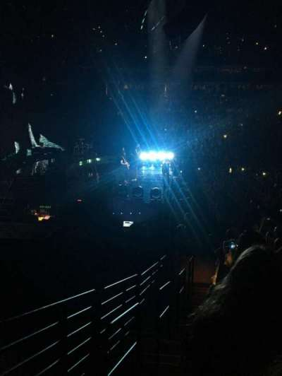 TD Garden, section: Loge 14, row: 11, seat: 15