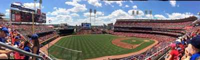 Great American Ball Park section 413