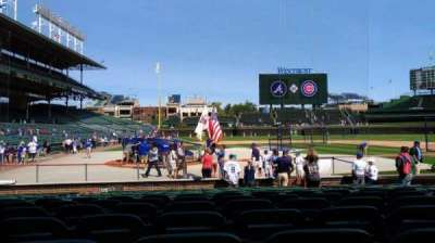 Wrigley Field, section: 25, row: 10, seat: 6