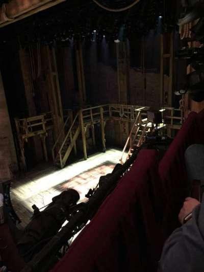 CIBC Theatre, section: MZRBX6, row: BX6, seat: 6