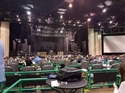 Coastal Credit Union Music Park at Walnut Creek, section: 7, row: J, seat: 16