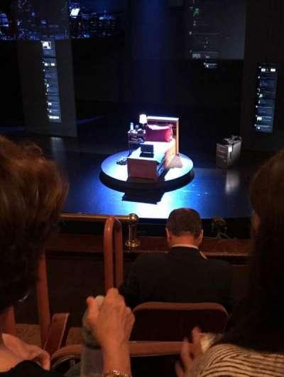 Music Box Theatre section R Mezz
