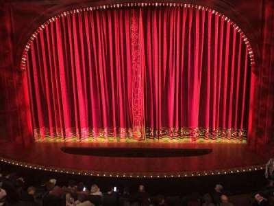 Shubert Theatre, section: Mezz C, row: A, seat: 105