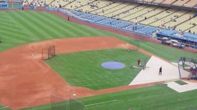 Dodger Stadium, section: 23RS, row: L, seat: 12