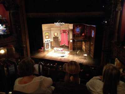 Lyceum Theatre (Broadway), section: Mezzanine, row: F, seat: 8